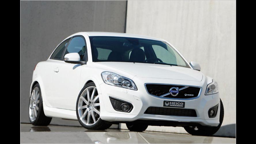 Heico Volvo C30: Feiner Rücken für den Kompakten