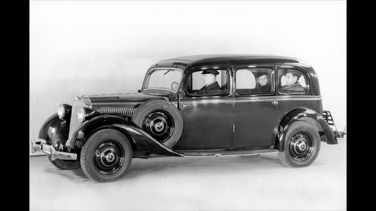 Mercedes 260 D (1936)