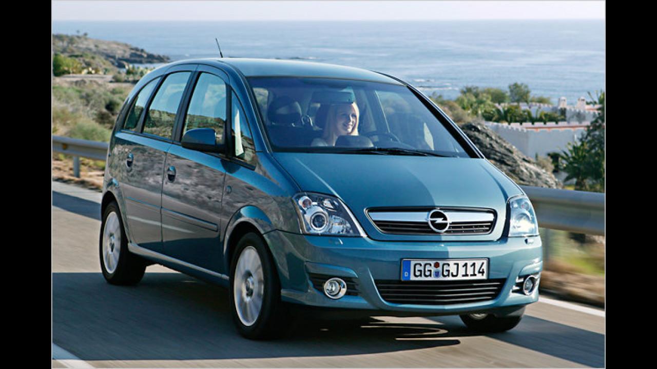 Opel Meriva 1.4 Twinport ecoFlex Selection