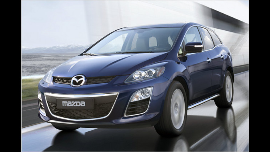 Mazda auf der IAA 2009: Spaßig, sportlich, sauber