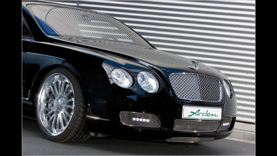 """,Flying B"""" zum Nachrüsten: Bentley-Kühlerfigur von Arden"""