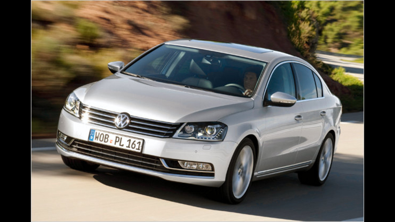 VW Passat 2.0 TDI BlueMotion Technology 4Motion