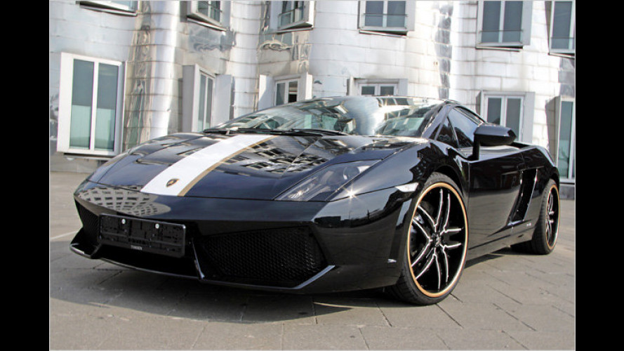 Anderson Germany tunt den Lamborghini Gallardo LP 550-2