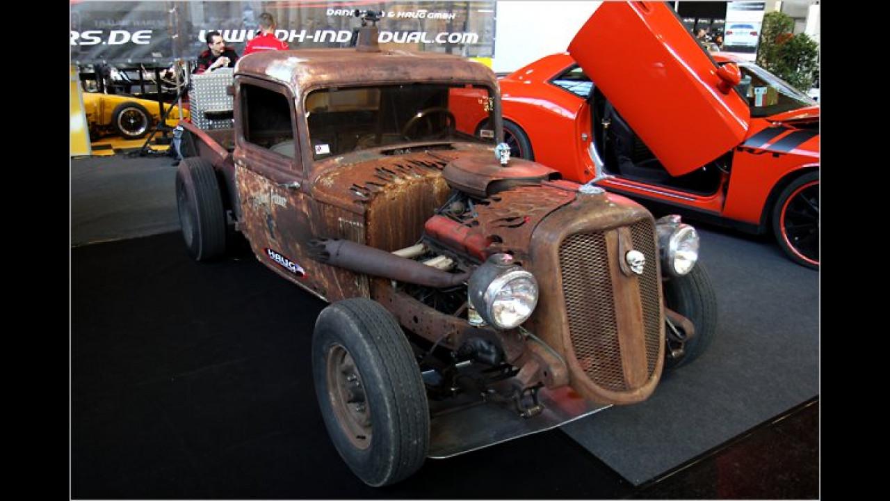V8 Hot Rod 1934