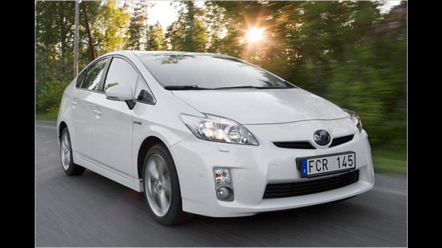 """Kunstsound: Toyota Prius erhält ,akustischen Signalgeber"""""""