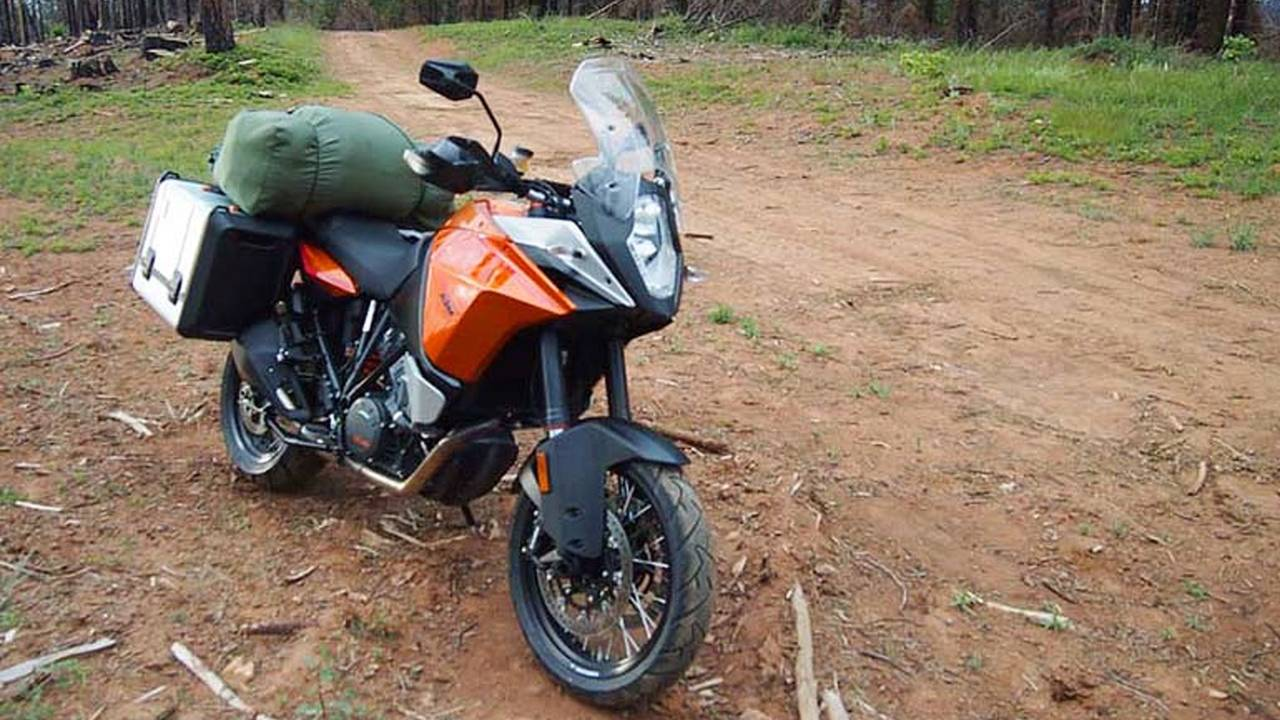 Riding a KTM 1190 Across Country: Sea to Shining Sea - Part 1