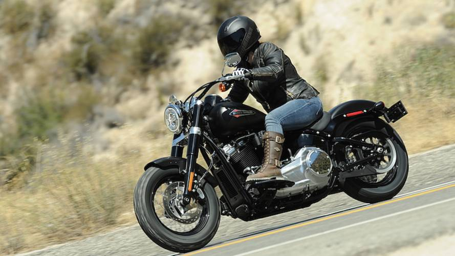 2018 Harley-Davidson Softail Slim – First Ride