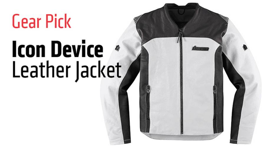 Gear Pick: Icon Device Leather Jacket