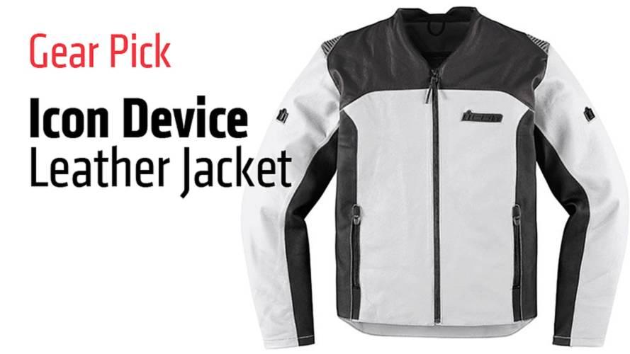 Gear Pick: Icon Device Leather Jacket