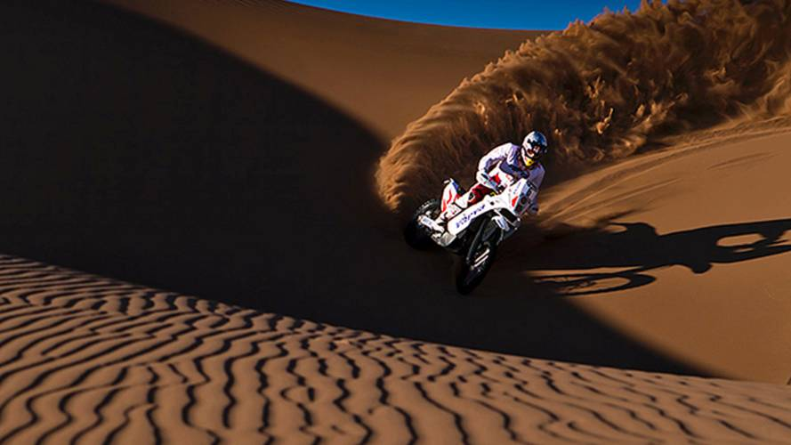 26 stunning photos of Poland practicing for The Dakar in Morocco