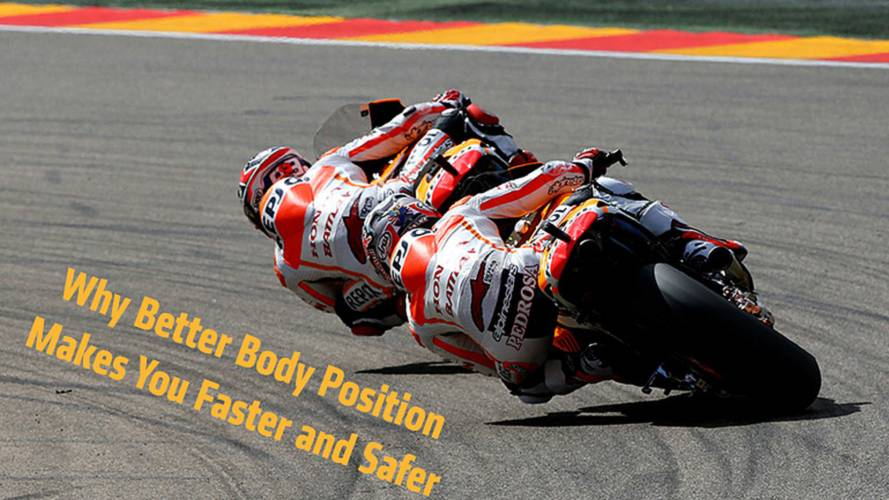10 Things You Need To Know About Motorcycle Body Position For Sport Riding