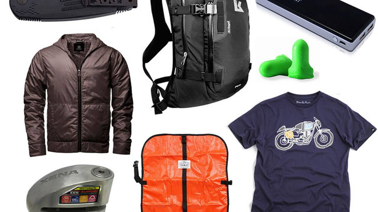2013 Holiday Shopping Guide – For Motorcycle Enthusiasts