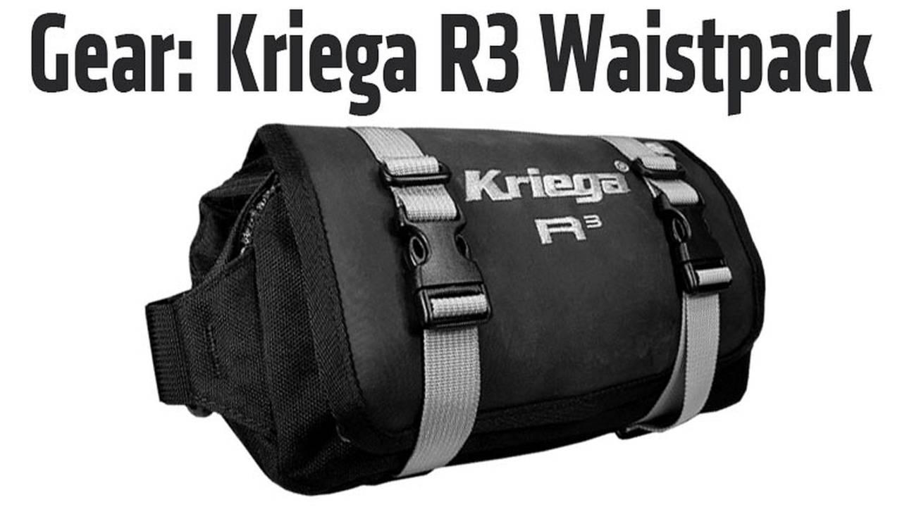 Gear: Kriega R3 Waistpack Review