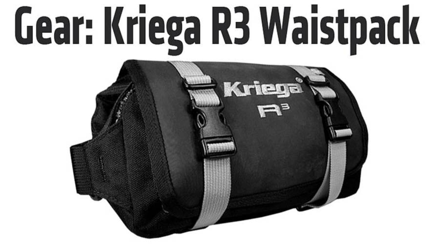 Gear: Kriega R3 Waistpack Review
