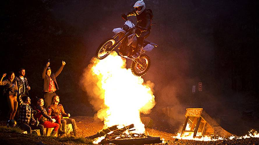 $60k = The One Motorcycle jump