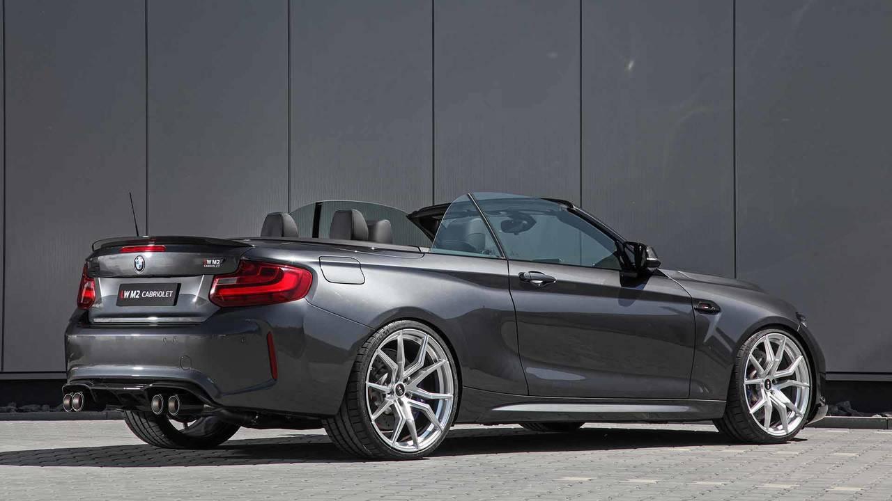BMW M2 Cabrio de Lightweightt