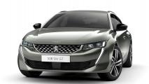 Das ist der Peugeot 508 Kombi
