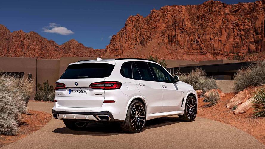 BMW X5 (2018) - Plus agressif et plus moderne que jamais