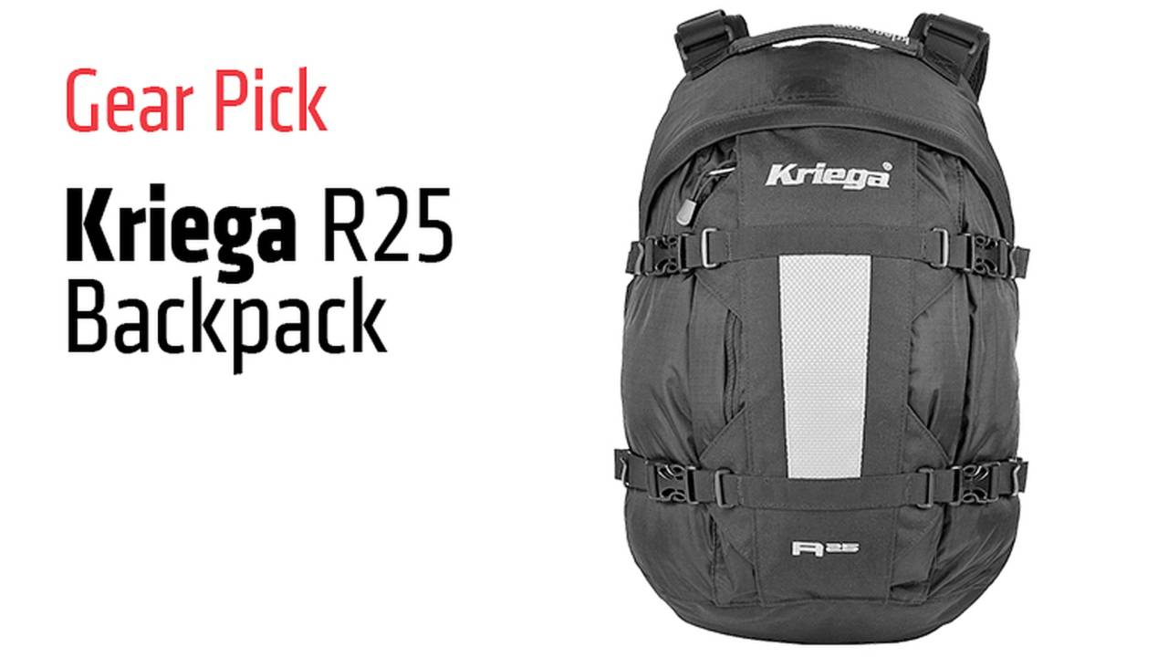 Gear Pick: Kriega R25