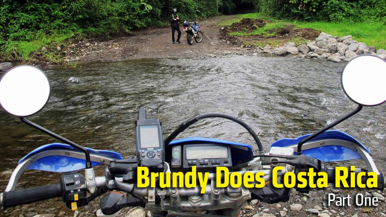 Brundy Does Costa Rica - Part One