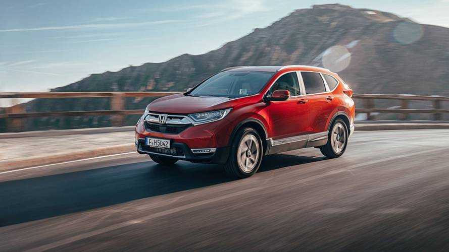 Nuevo Honda CR-V 2019, opción preferente