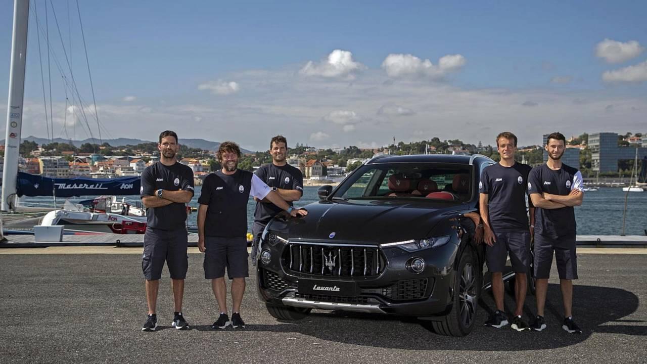 Gama Maserati 2019