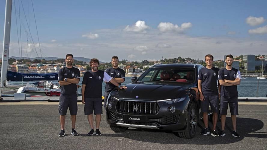 Gama Maserati 2019 (Levante, Quattroporte y Ghibli)