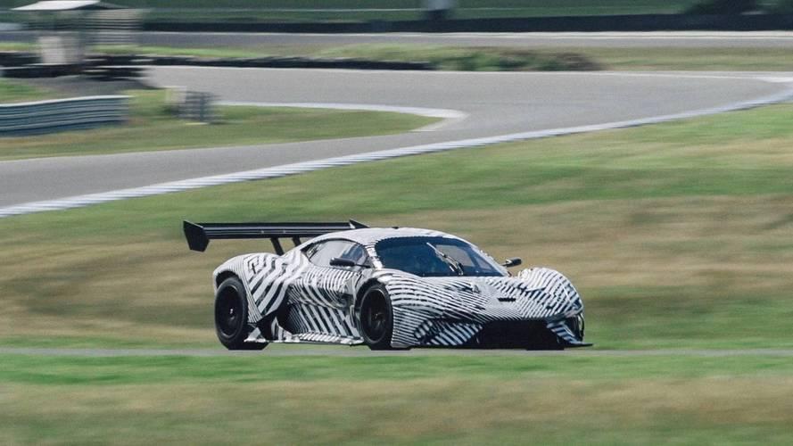 Brabham T62, ahora podemos disfrutarlo rugiendo en pista