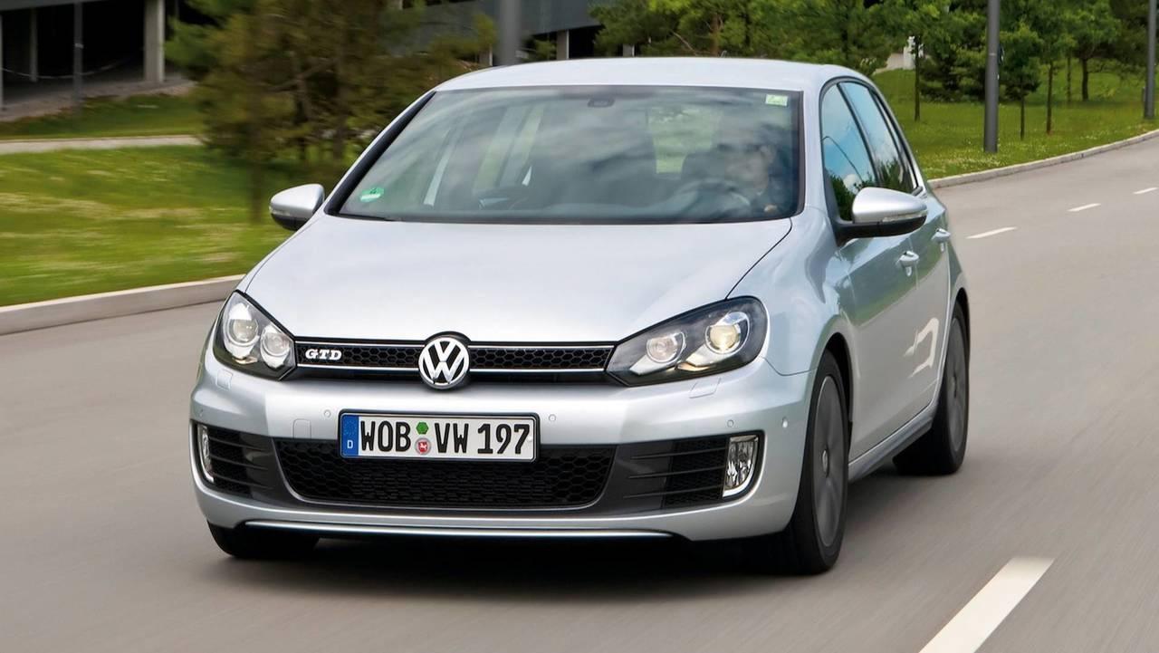 Volkswagen Golf GTD (2009-2012)