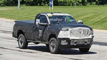Ram 2500 HD Single Cab Spy Photos