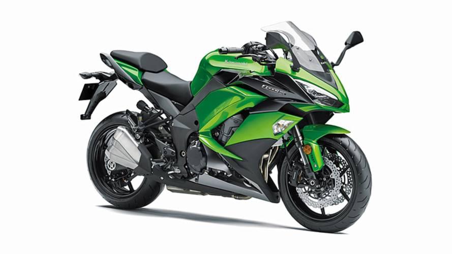 2017 Kawasaki Z1000 SX Looming?