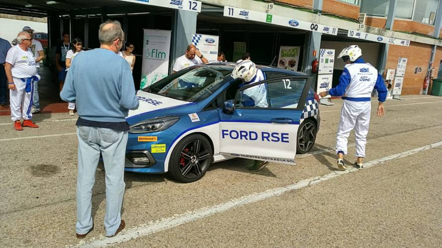 XV Carrera 24 Horas Ford 2018