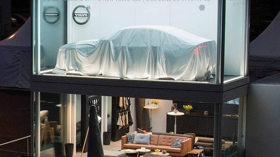 2019 Volvo S60 Teased For The Last Time Before Tomorrow's Reveal