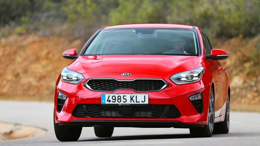 Une Kia Ceed hybride rechargeable attendue l'année prochaine
