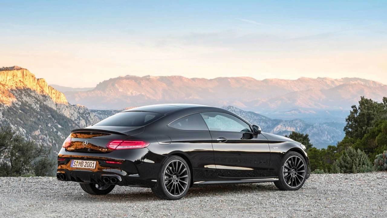 Mercedes-Benz Clase C Coupé 2018