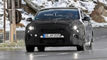 Kia Proceed GT spy photos