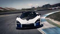 2018 McLaren Senna production version
