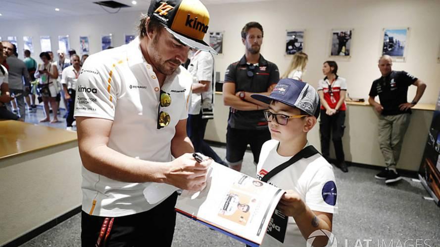 """Alonso responde a Horner: """"Definitivamente, el éxito del verano"""""""