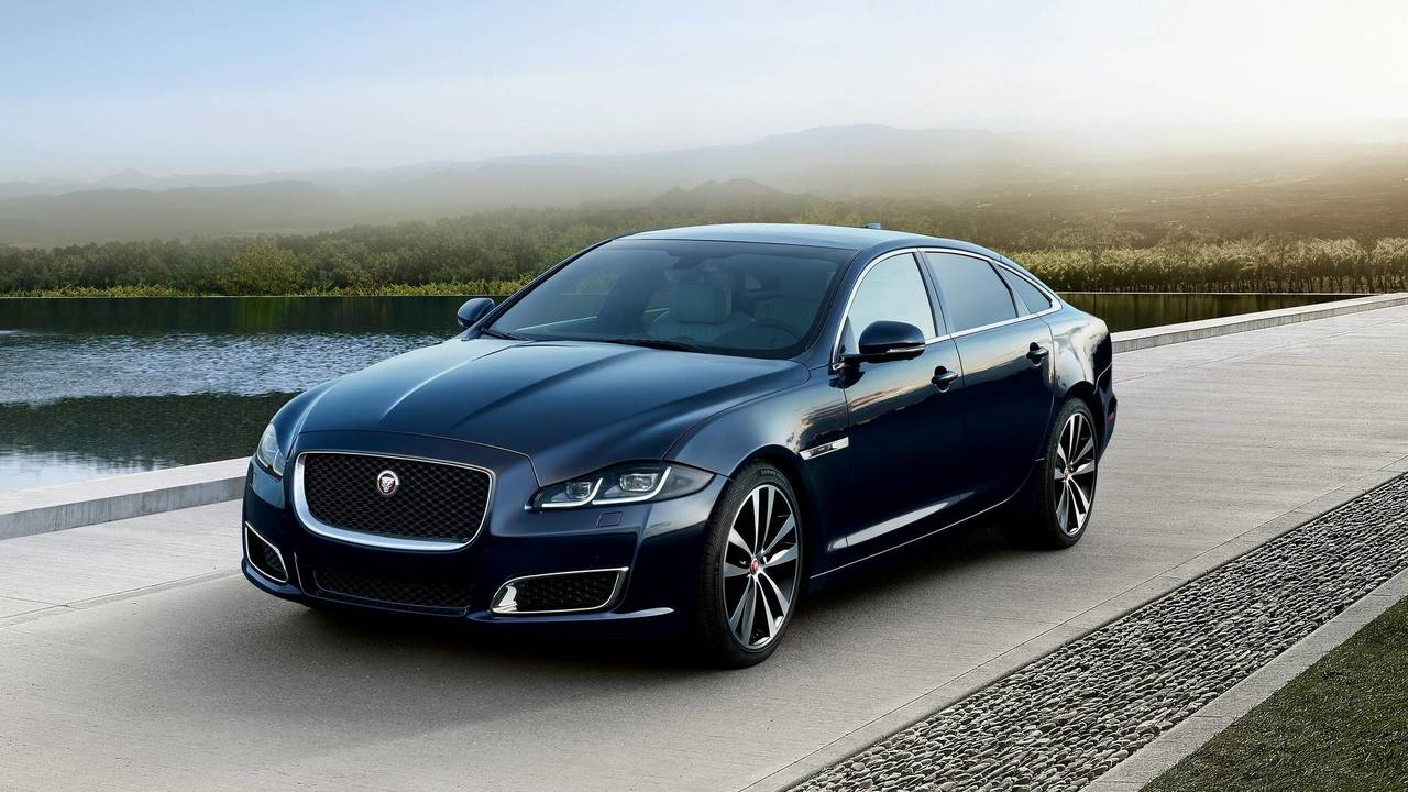 jaguar xj production to end in july  ev replacement due 2020