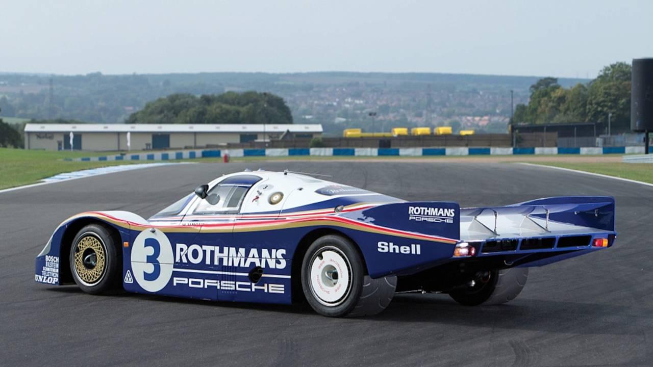 Porsche 956C 1982 y 1983 - Rothmans