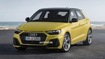 2019 Audi A1 Sportback leaked official image