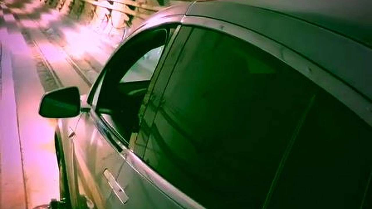 Boring Tesla Model X Tunnel