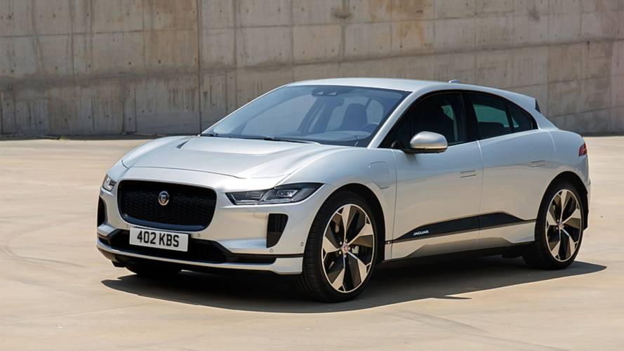 Jaguar Delivers First I-Pace In U.S. – Owner Not A Fan Of Tesla's Style