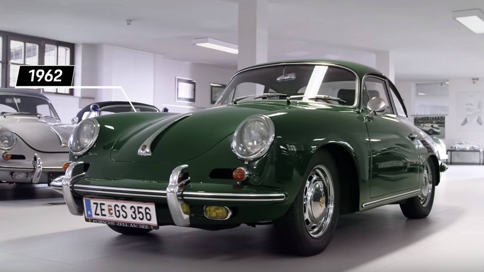 Wolfgang Porsche Shows Off His Top 5 Favorite Models