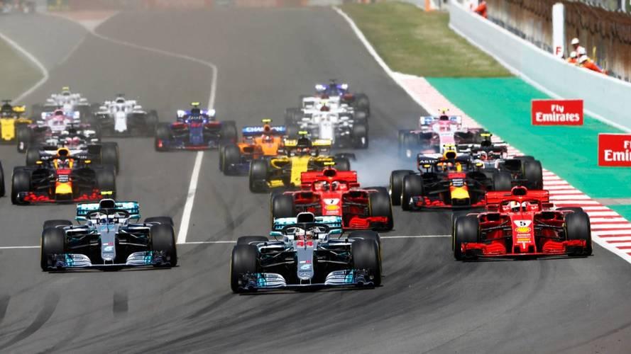 F1 - Hamilton s'impose aisément, Ferrari perd gros