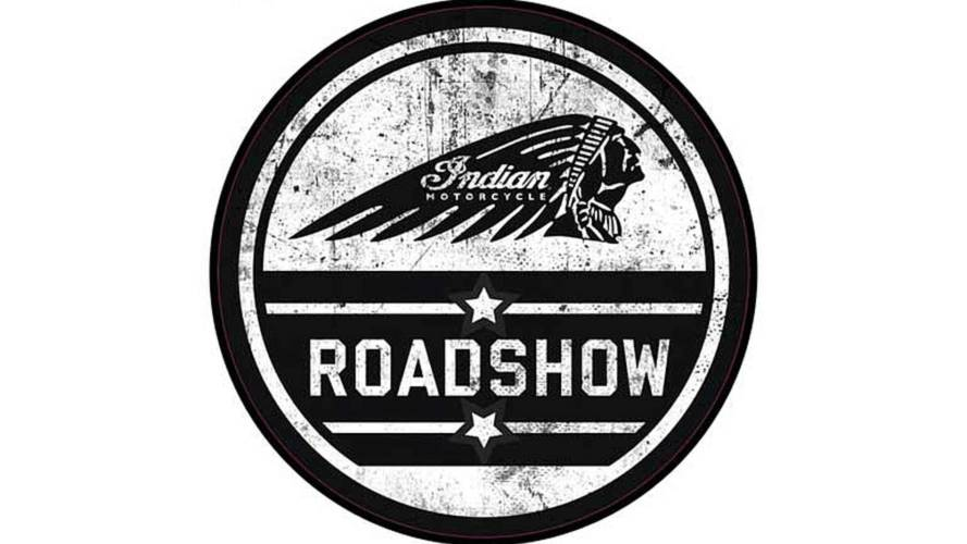 Indian Motorcycle Mounts European Roadshow