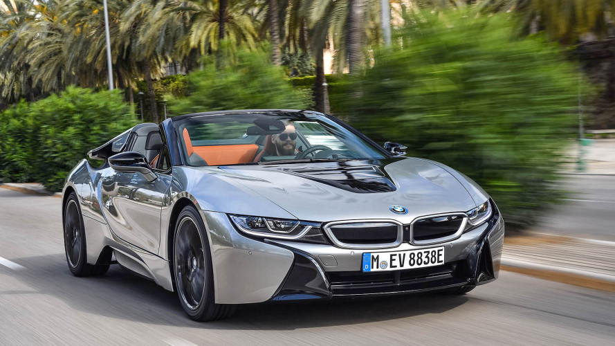 2019 BMW i8 Roadster First Drive: Top Down To The Future