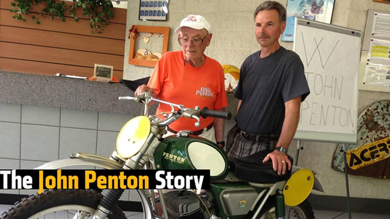 The John Penton Story