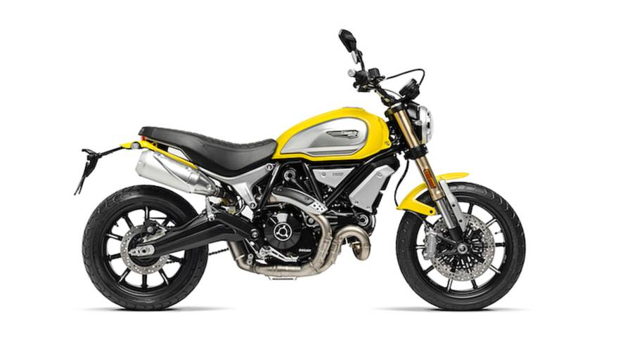 Ducati Goes Big With New Scrambler 1100