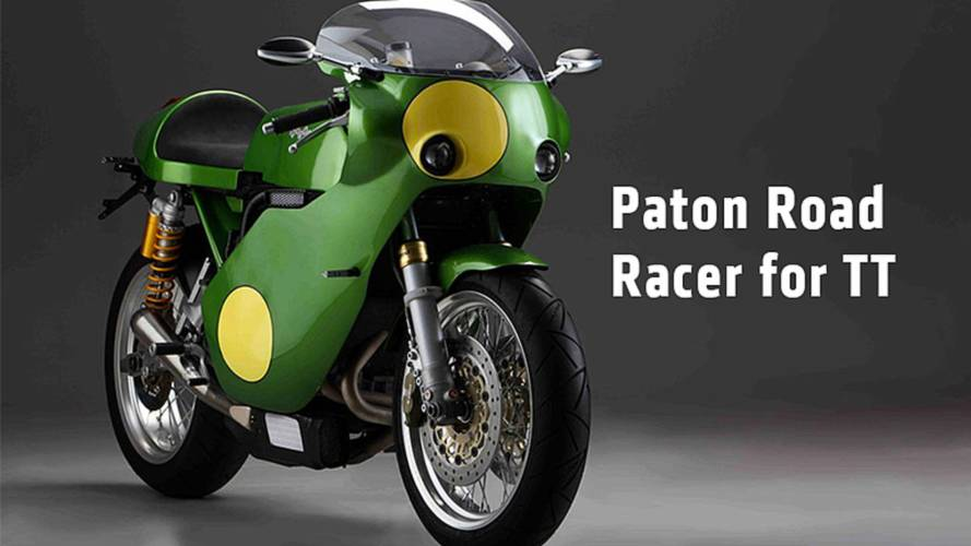 Paton S1 Strada for TT